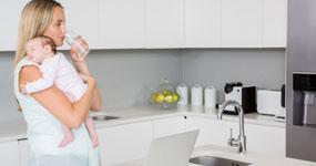 Ako si vybrať kuchynský filter na vodu?
