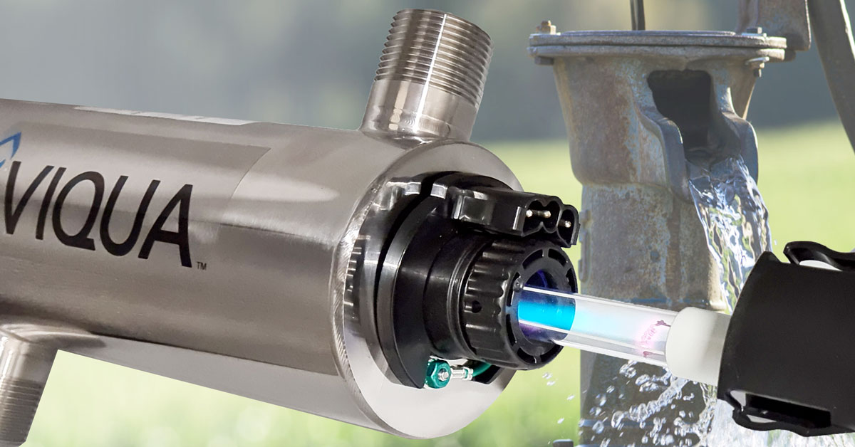 Akú UV lampu kúpiť na studničnú vodu?